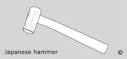 Japanese Hammers