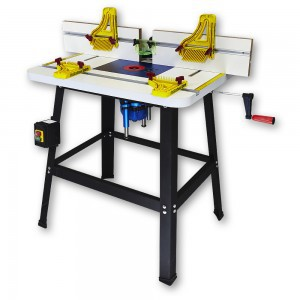 Router tables rutlands limited rutlands xact deluxe router table greentooth Image collections
