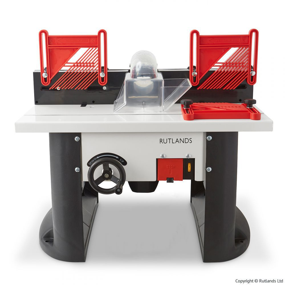 Buy powered router table with height adjustment online at rutlands powered router table with height adjustment keyboard keysfo Images