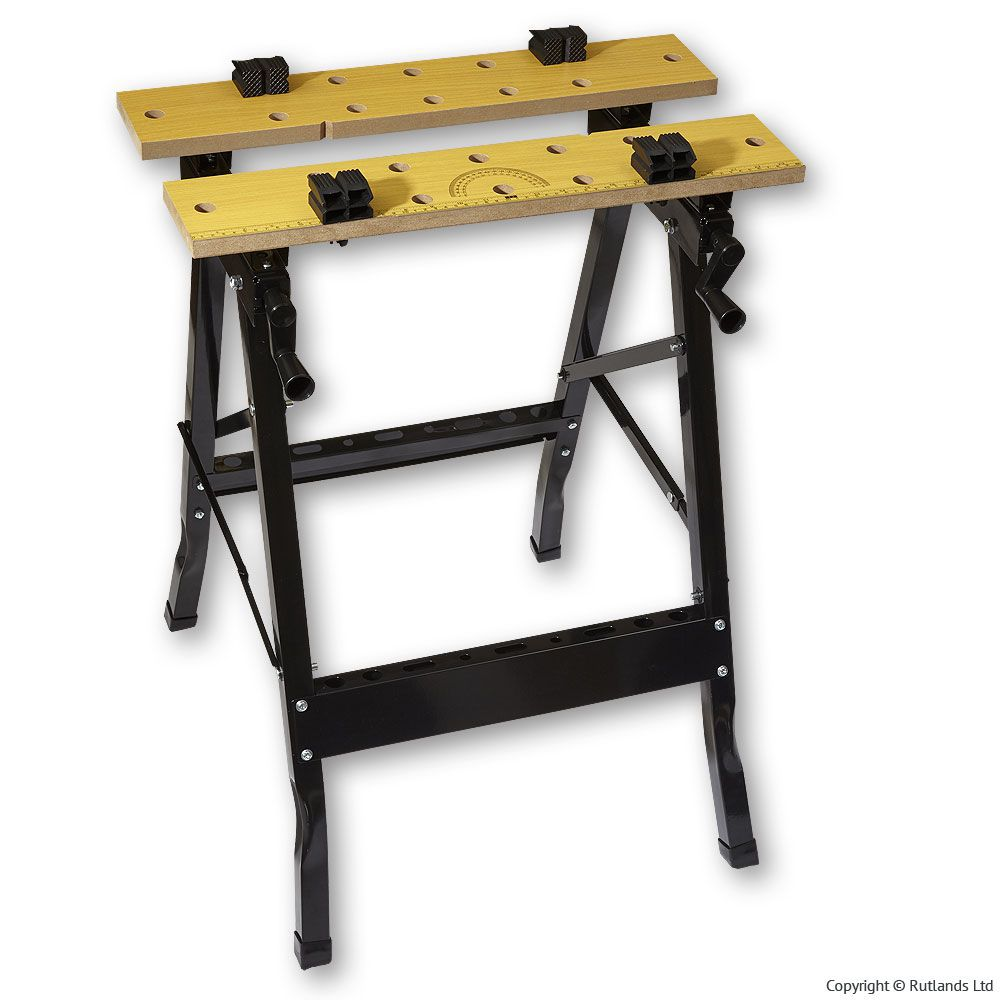 Folding Workbench Ebay