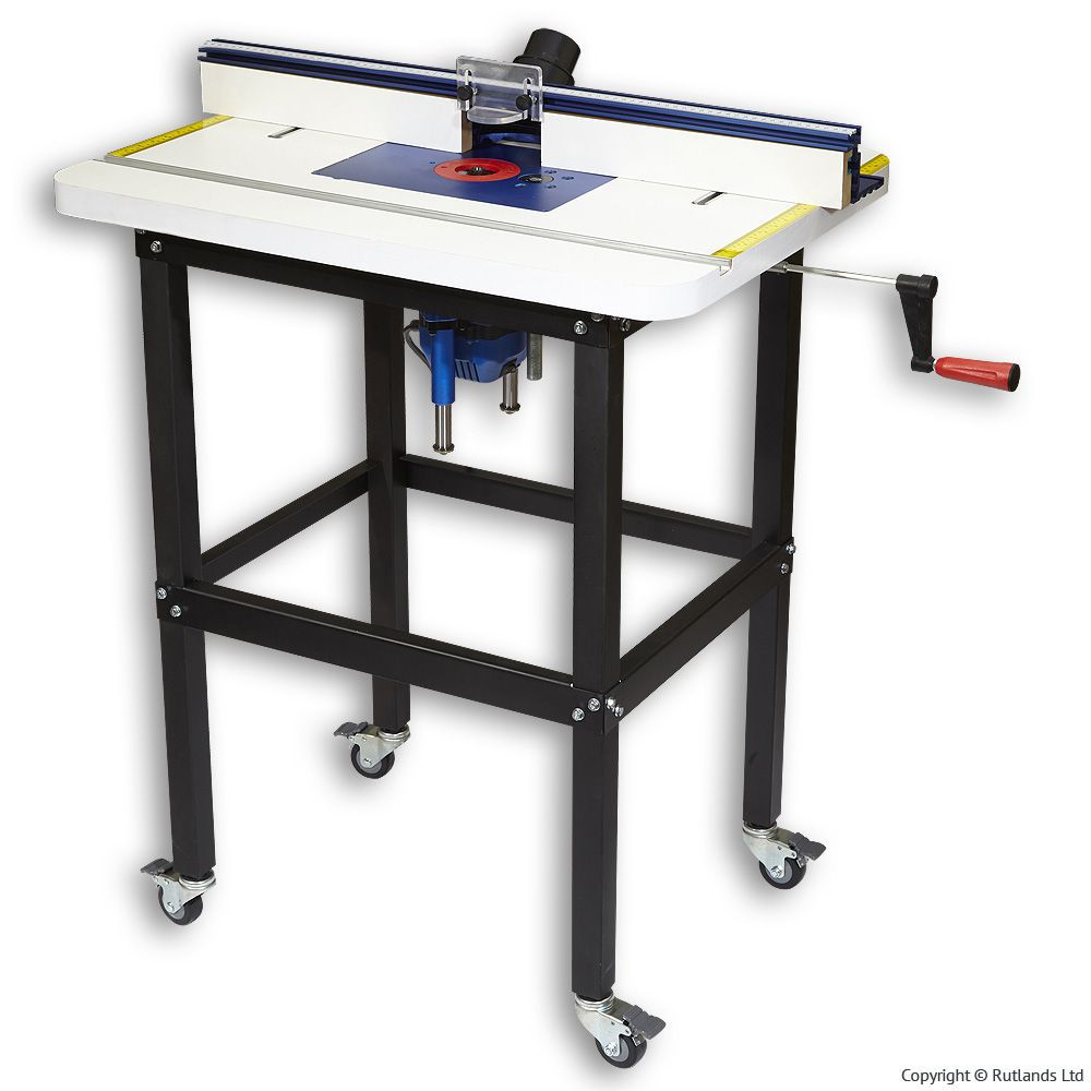 Xact pro router table with lift motor kit 4 ebay Motorized table